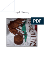 English-Legal-Glossary