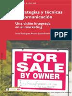 Estrategias y técnicas de comunicación una visión integrada en el marketing 1