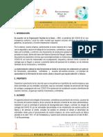 PROTOCOLO DE BIOSEGURIDAD REPIZA COVID - 19