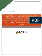 1_Bases Estandar PES mantenimiento V2