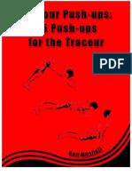 Parkour ejercicios push up