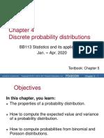 Topic4_Discrete probability distribution