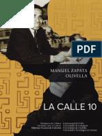 Calle 10-Manuel Zapata Olivella