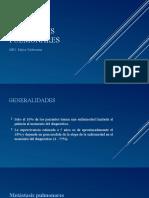 METÁSTASIS PULMONARES (1)