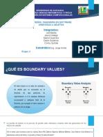 DiapositivasBoundaryValues