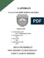 LAPORAN EVALUASI DIRI SEKOLAH.docx