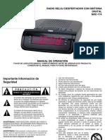NRC-174 manual