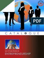 Entrepreneurship Case Studies Catalogues