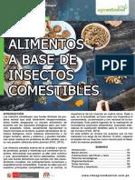 Boletín VT alimentos a base de insectos