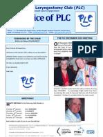The Voice of PLC 1101