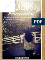 SONHOS FRUSTRADOS