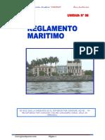 06  REGLAMENTO MARITIMO  U-06