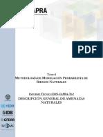 ERN-CAPRA-R6-T1-2 - Descripción General de Amenazas