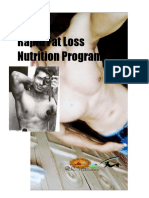 21 Day Fat Loss Nutrition Program