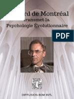 La Psychologie Evolutionnaire