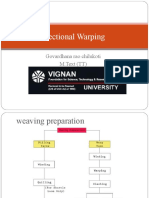 SECTIONAL Warping.ppt
