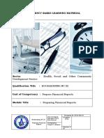 Core 4 Prepare Financial Reports.docx