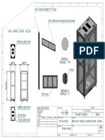 Cabinet Rack -W600-D1000