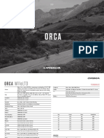 Orca 2021 Specs & Prices
