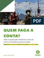 Relatório Oxfam
