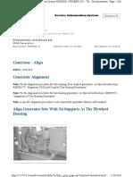 04- Generator Align