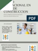 Salud Ocupacional en Obra de Construccion
