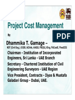 Cost-Management-By-Dhammika-Gamage