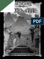 Earthdawn 4e - Legends of Barsaive 2 - Toys in the Attic