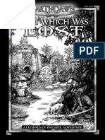 Earthdawn 4e - Legends of Barsaive 5 - That Which Was Lost.pdf