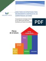 COMPENDIO DE ESTRATEGIAS LECTORAS