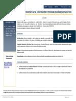 IF-P50-PR01 Procedimiento Alta, codificación y personalización de activos fijos