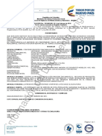 INVIMA  2015DM-0012619 THOMAS