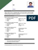 SUMON CV.docx