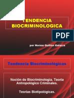 Criminologia_4ta Semana_ Tendencia Biocriminologica