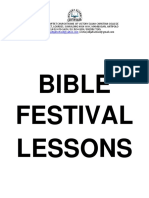 Bible Festival - A Country Called Heaven