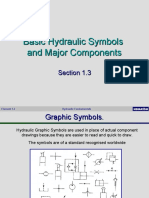 1.3 Basic Hydraulic Symbols and Major Components