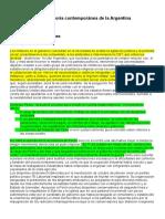 ROMERO, breve historia argentina. libro completo. apuntes