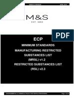 M&S RSL MRSL