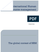 4The global context of HRM