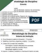 Aula VIBMEC - 00-2015 - Metodologia de Ensino