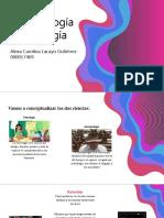 Antropología y Psicología