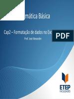 Cap2 - Excel - 1Sem2010