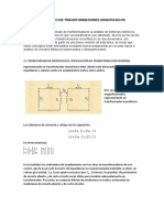 MODELADO DE TRANSFORMADORES MONOFASICOS MAQUINAS ELECTRICAS 123