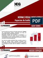 1.Normas Regulamentadoras - Visão ISO45001
