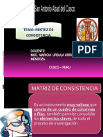 MATRIZ DE CONSISTENCIA 18