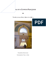 The Trials of a Common Pleas Judge All Released Chapters 7.27.20