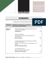 Gaceta Constitucional N° 151