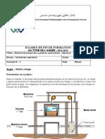 TP V1  examen fin formation esa_2015