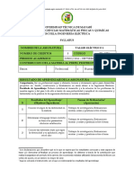 SYLLABUS  2016 TALLER ELÉCTRICO I.docx