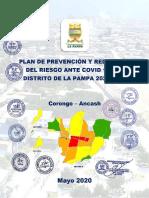 9703 Plan de Prevencion y Reduccion Del Riesgo Ante Covid 19 Del Distrito de La Pampa 2020 2022